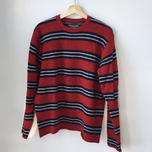 Striped Men's Sweater from Abercrombie & Fitch